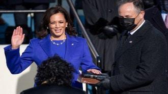 كاملا هاريس أول امرأة تنوب رئيس أمريكا