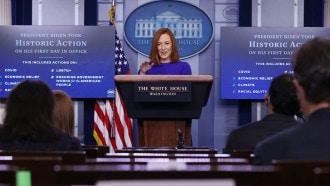 """البيت الأبيض: بايدن سيتعامل مع العلاقات الأمريكية الصينية بمنهج """"الصبر"""""""