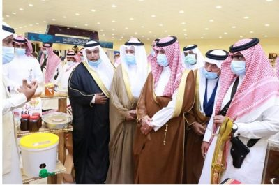 وكيل إمارة عسير يدشن جائزة الأمير تركي بن طلال للتميز والإبداع