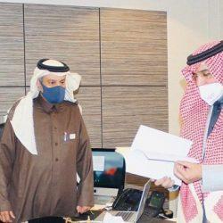 سمو أمير منطقة تبوك يرأس اجتماع مجلس المنطقة