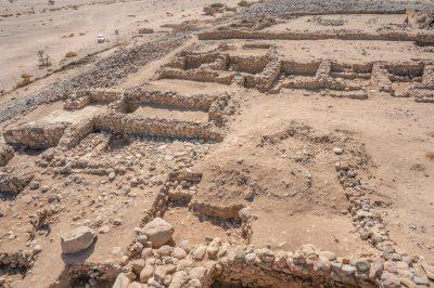 """حضارة"""" لوكي كومي"""" المدينة البيضاء أقدم الموانئ النبطية في مدينة نيوم"""