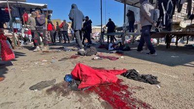 بغداد تنزف.. اجتماع طارئ وتغييرات في أجهزة الأمن