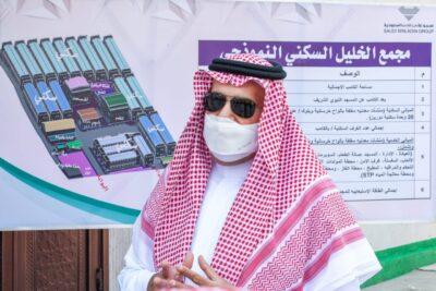 الأمير فيصل بن سلمان يدشن أول مشروع سكني للعمالة بالمدينة المنورة