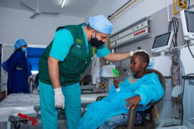 مركز الملك سلمان للإغاثة والأعمال الإنسانية يواصل نجاحاته في اليوم الرابع من حملته الطبية بجيبوتي