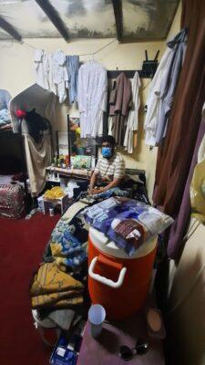 بالصور .. لجنة مساكن العمالة بمحافظة طريف تقوم بجولاتها التفتيشية الميدانية