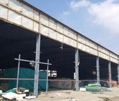 أمانة جدة تغلق سوق الرحمانية بمنطقة الصواريخ لمخالفته التدابير الوقائية
