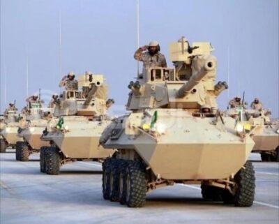 """""""سلاح المدرعات السعودي"""" ضمن الأقوى عالمياًّ و الأولى في المنطقة"""