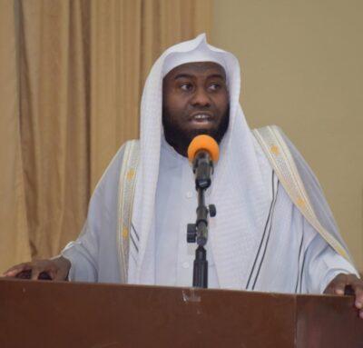 الشيخ علي غويدي يُرزق بمولود