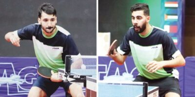 المنتخب السعودي لكرة الطاولة يشارك في أقوى بطولات العالم لكرة الطاولة بالدوحة