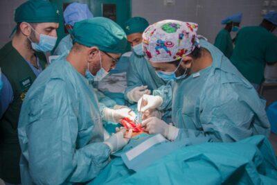 مركز الملك سلمان للإغاثة والأعمال الإنسانية يختتم حملته الطبية التطوعية لجيبوتي