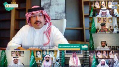 """الرئيس العام لشؤون الحرمين يكرم المشاركين في ندوة """"جهود المملكة"""""""