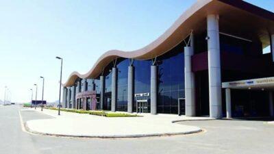 رسمياً .. مطار العُلا يبدأ استقبال الرحلات الدولية
