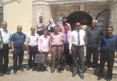 بيان تصعيدية عن نقابة هيئة التدريس بجامعة عدن اليمنية