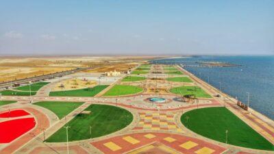 أمير جازان يدشن مشروعات تنموية في محافظة صامطة بأكثر من 605 ملايين ريال