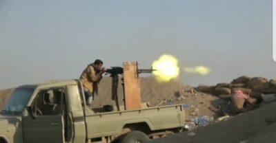 القوات المشتركة تحسم إشتباكات مع مليشيات الحوثي بثلاث جبهات