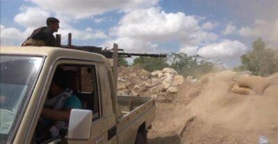 القوات المشتركة تفشل عمليات تسلل بحيس والتحيتا وخسائر جديدة لمليشيات الحوثي شرق الحديدة