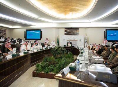 أمير مكة يدشن مشروع الربط الالكتروني بين الجهات بالمنطقة