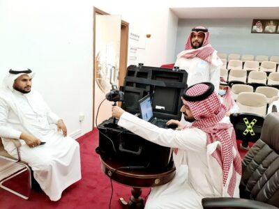 الأحوال المدنية تقدم خدماتها بمكتب وزارة البيئة والمياه والزراعة بمحافظة جدة