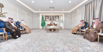 أمير منطقة نجران يثمن جهود الغرفة التجارية ومشاركاتها في الفعاليات والمناسبات