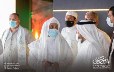 """""""الفنان محمد هنيدي"""" عن زيارته لمتحف السيرة النبوية: تجربة روحانية لاتوصف"""