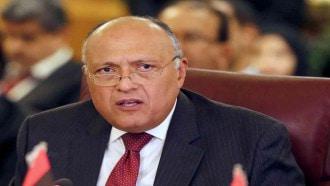 وزير خارجية مصر: مفاوضات سد النهضة أظهرت تعنت إثيوبيا