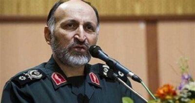 إيران.. وفاة نائب قائد ميليشيا فيلق القدس