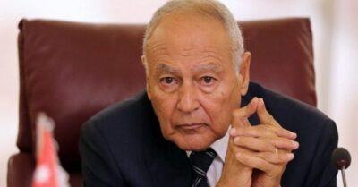أبو الغيط: قرار السلطات الإيرانية البدء في تخصيب اليورانيوم «تطور خطير»