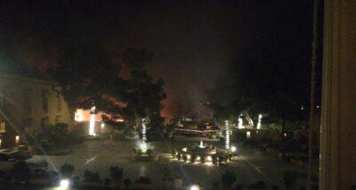 مقتل 3 أشخاص وإصابة 11 جراء انفجار في فندق بباكستان