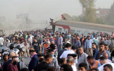 المملكة تعرب عن بالغ الأسى لحادث قطار مدينة طوخ في مصر