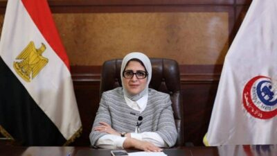 وزيرة الصحة المصرية تعلن تصنيع 40 مليون جرعة من لقاح كورونا في البلاد