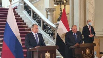 مصر تطلب من روسيا التدخل في ملف سد النهضة