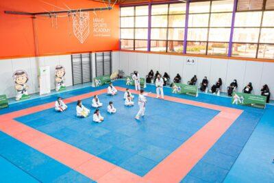 اتحاد التايكوندو يكشف ملامح اللعبة لطالبات جامعة نورة