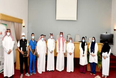 المهندس الغامدي يكرم المشاركين في فعاليات مكتب الوزارة بمحافظة جدة المصاحب لأسبوع البيئة 