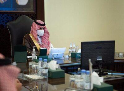 سمو نائب أمير منطقة مكة المكرمة يرأس اجتماع اللجنة التنفيذية للإسكان التنموي بالمنطقة