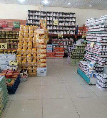 المجمعات والمراكز التجارية بعرعر تشهد إقبالاً من المتسوقين إستعداداً لشهر رمضان المبارك