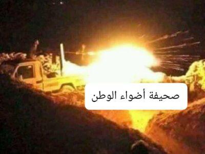 القوات الجنوبية المشتركة تتصدى لثلاث هجمات للمليشيا الحوثي وتوقعهم بين قتيل وجريح بالضالع جنوب اليمن