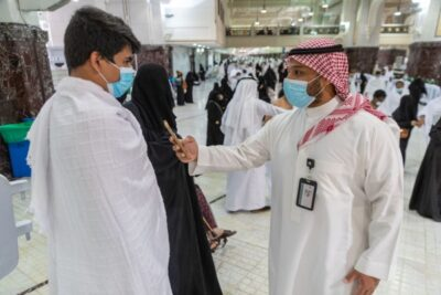 معتمرون يثمنون جاهزية الخدمات المقدمة في المسجد الحرام