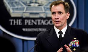 """""""جون كيربي""""يؤكد دعم الولايات المتحدة الأمريكية للمملكة في الدفاع عن أراضيها"""