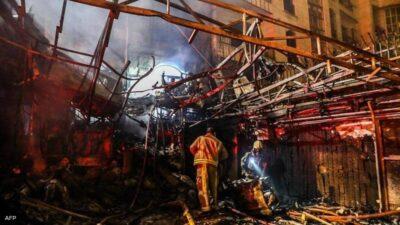 مقتل شخص بانفجار خط أنابيب أكسجين في إيران