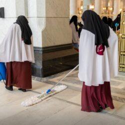 أمانة تبوك تُنهي استعدادها لاستقبال عيد الفطر المبارك بتزيين الشوارع والميادين