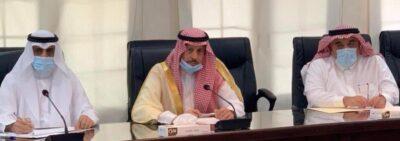 سفير المملكة لدى الأردن ووزير الداخلية الأردني يبحثان سبل تسهيل مرور مواطني البلدين الشقيقين عبر المعابر البرية والجوية