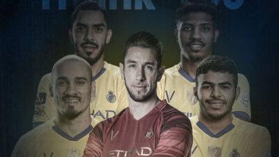 رسميًّا.. النصر يعلن رحيل خماسي الفريق: شكرًا لكم