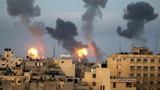 وزارة الصحة: 145 شهيدا بينهم 41 طفلا جراء القصف الإسرائيلي على غزة