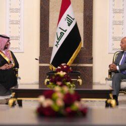 خالد بن سلمان: المملكة ستبقى إلى جانب العراق بأخوّة من القلب
