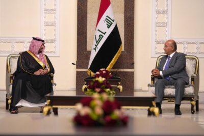الأمير خالد بن سلمان يعلق على زيارته للعراق: بحثنا آفاق التعاون والتنسيق