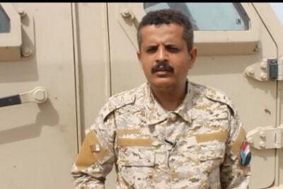 """""""النقيب"""" يؤكد :هزيمة جديدة تلقتها مليشيات الحوثي بمصرع عناصرها غرب الضالع جنوب اليمن"""