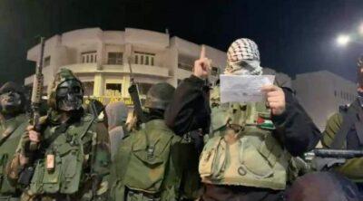 عودة كتائب الأقصى بعد 16 عاما وتحذيرات للإحتلال الإسرائيلي