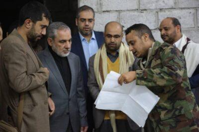 """الحكومة اليمنية """": تحركات السفير الإيراني حسن ايرلو يتصرف كحاكم فعلي للعاصمة صنعاء"""