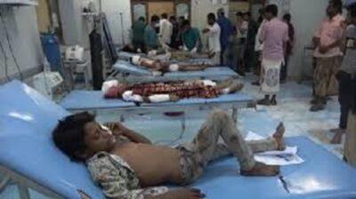 مليشيات الحوثي الإرهابية تفتح نيران أسلحتها على قرية الجبلية بالحديدة