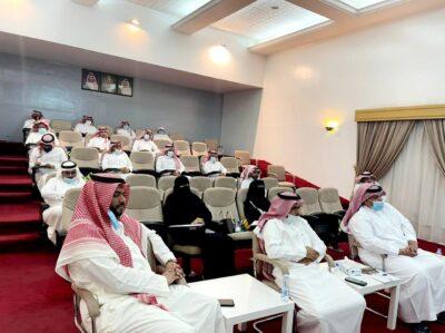 فرع وزارة البيئة في مكة ينهي برنامج تدريبي في مجال دراسة و طبيعة البيئة